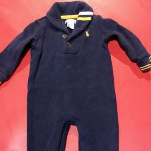 Ralph Lauren onesie for baby boy